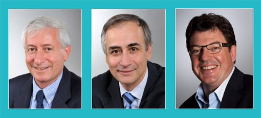 Georges Druon | Jean-Yves David | Philippe Cormier